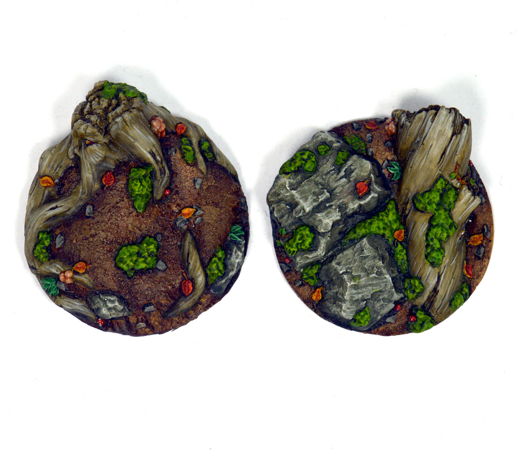 Large Haunted Forest I Inserts x 2
