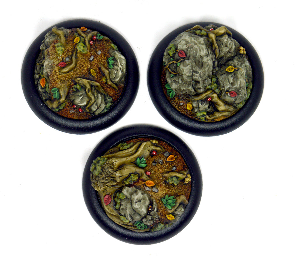 Medium Haunted Forest Inserts x 3