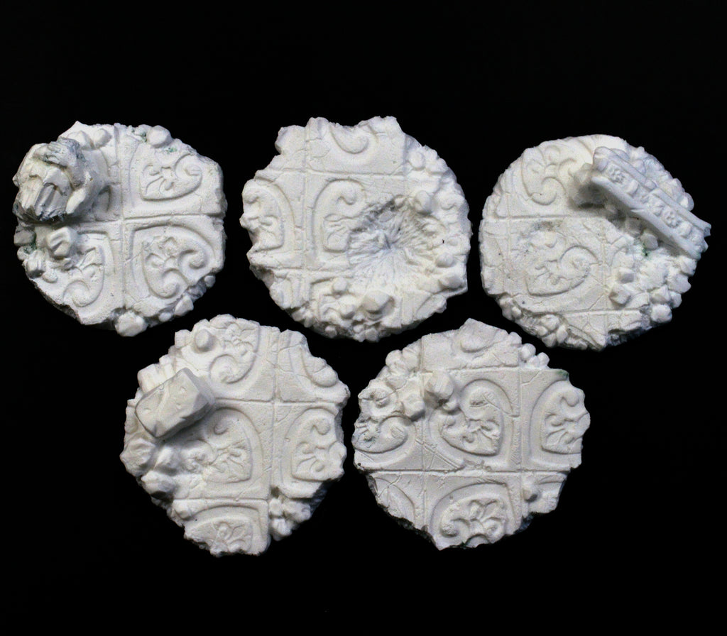 32mm Imperial Ruin I Inserts x 5
