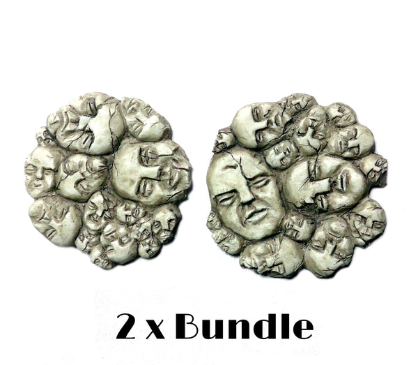 Large Face Base Insert Bundle