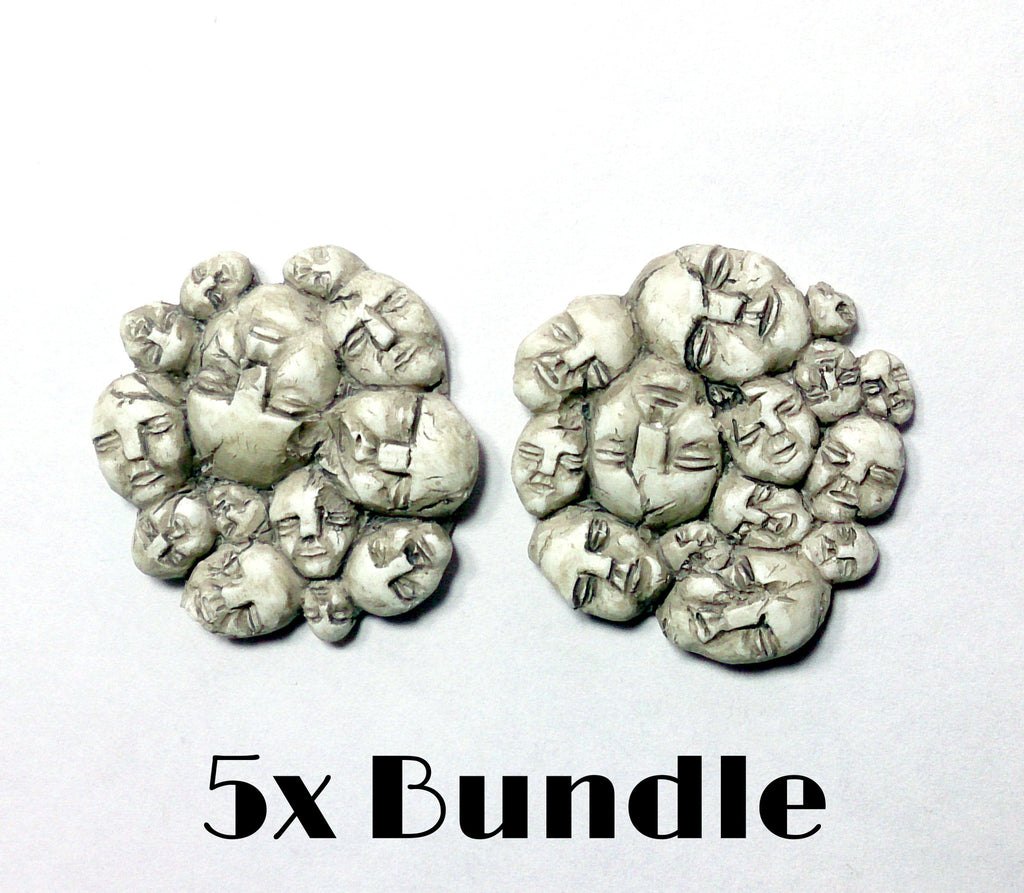 Medium Face Base Insert Bundle