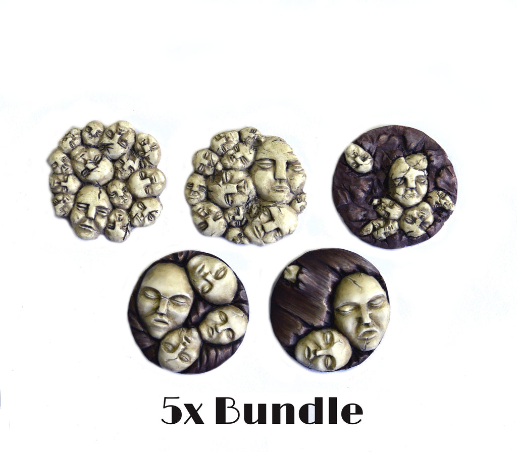 Small Face Base Insert Bundle