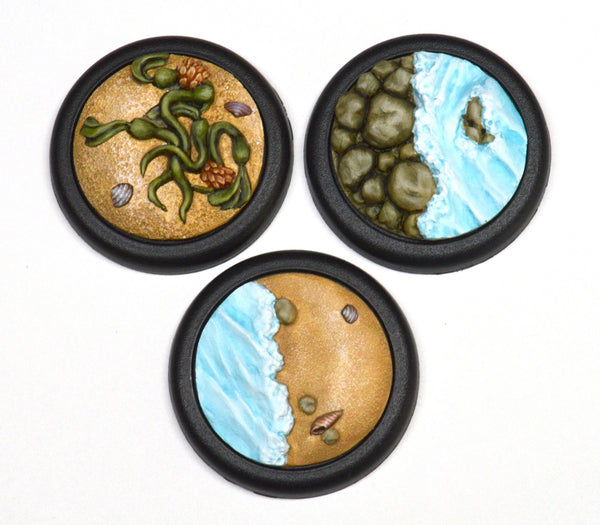 Medium Sea Side Inserts x 3