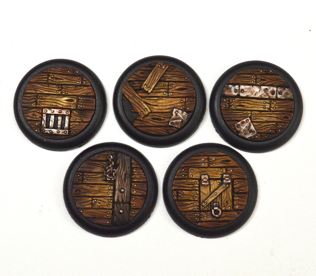 Small Ship Deck Inserts x 5