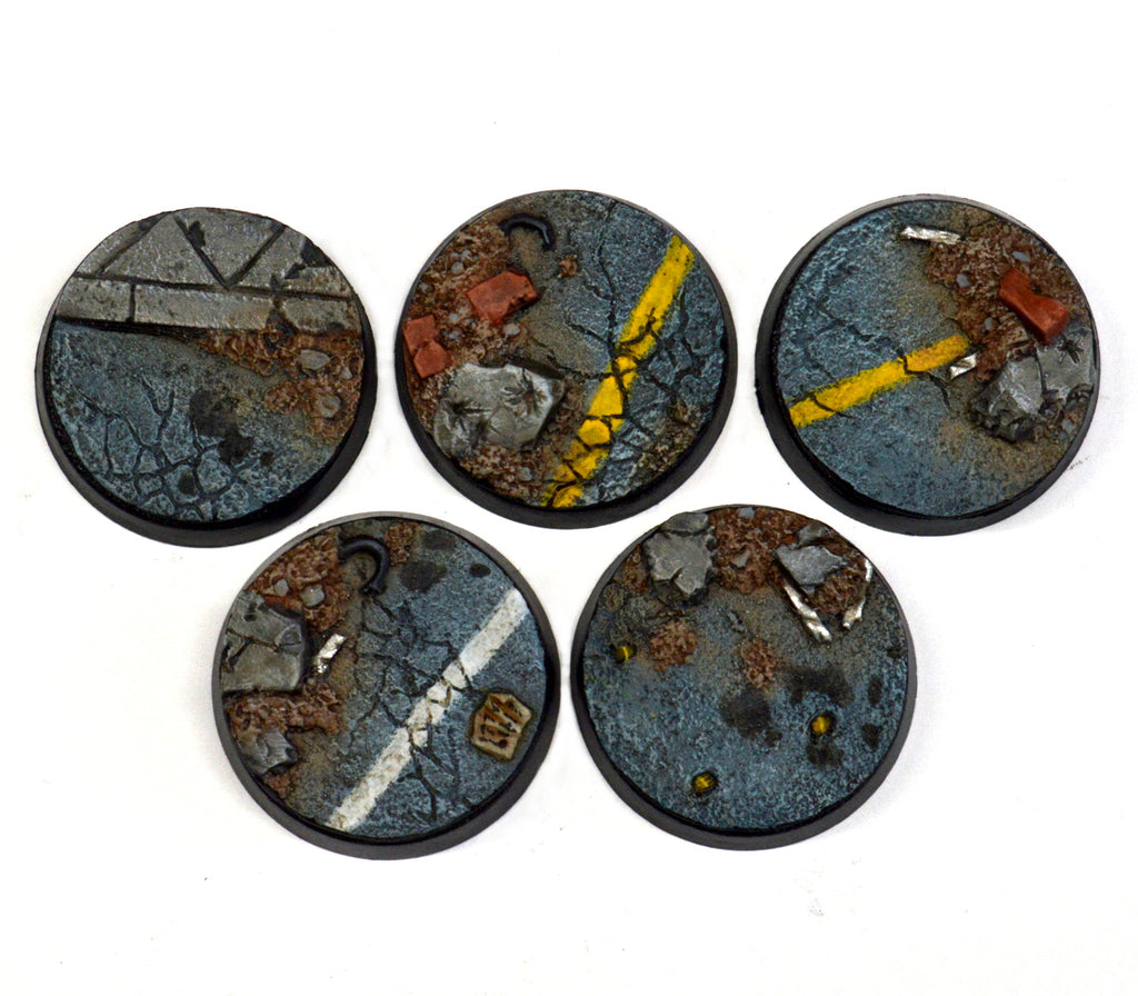 25mm Urban Warfare Inserts x 5