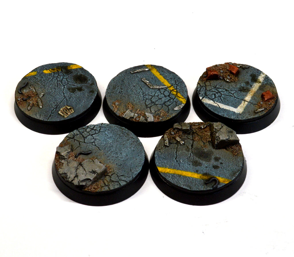 32mm Urban Warfare Inserts x 5