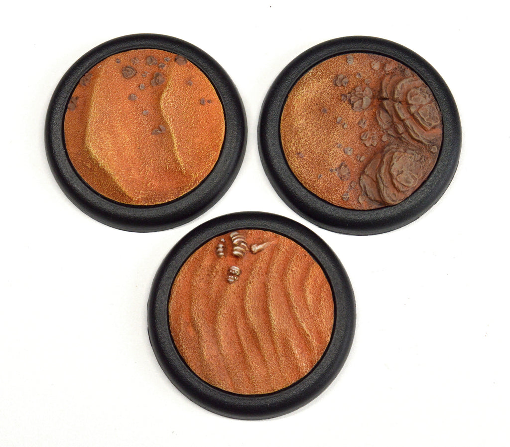 Medium Deserted Desert Inserts x 3
