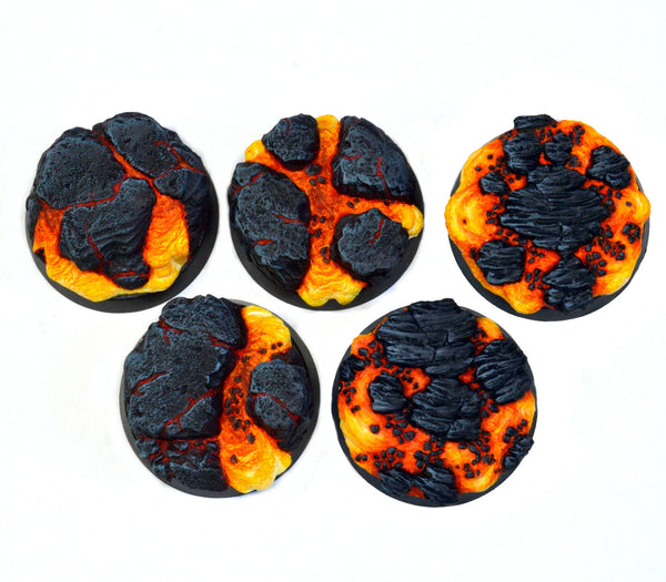 Assorted Lava Inserts