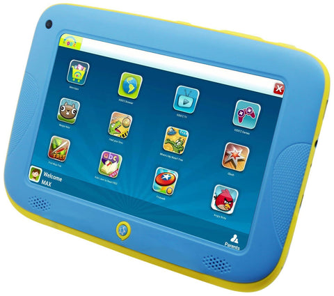 Computer King Muffin Blue 7-Inch 8 GB Tablet (Blue)