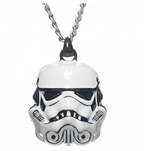 Star Wars Storm Trooper 3D Necklace