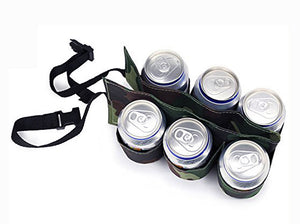 BEVERAGE HOLDER BELT