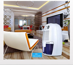 Smart 500ml Mini Air Dehumidifier