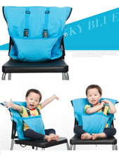 Easy Travel Baby Harness