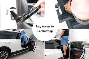 Vehicle Rooftop Doorstep