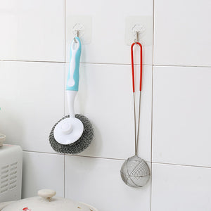 SUCTION WALL HOOKS