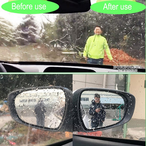 CAR GLASS COATING