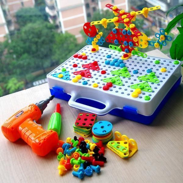 Design and Drill Creative Toy Kit