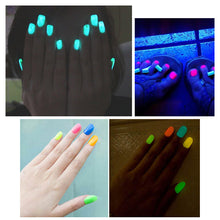 Glow In The Dark Nail Polish/