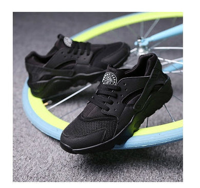 Men's breathable mesh air cushion sports shoes