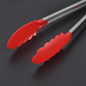 High Food Grade Silicone Food Tong