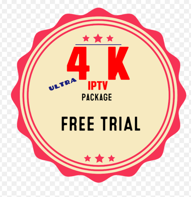 4k Ultra tv Free trial