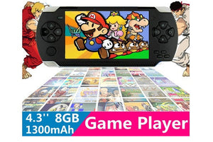 8Gig LCD Portable Handheld Classic Video Game