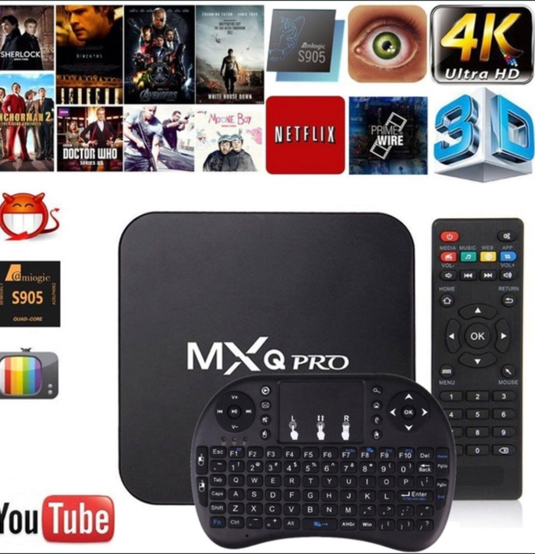 Android media box ultimate entertainment
