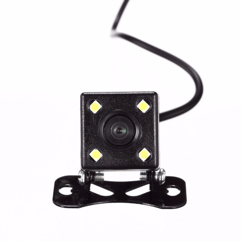 Camera Universal Waterproof LED Car Back Reverse Camera RCA Night Vision Parking Assistance Cameras