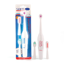 Electric 1Pc Toothbrush with 3 Brush Heads Oral Hygiene Health Products