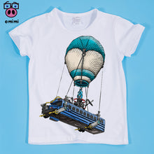 Casual Short Sleeve Fortnite Children T Shirt Kids Comfortable T-shirt Boy and Girls Funny Clothes