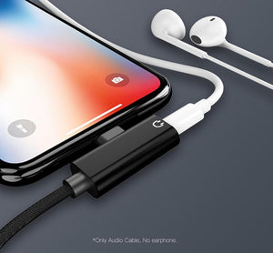 2 in 1 Charging Cable For iPhone