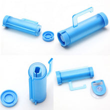 ROLLING TOOTHPASTE SQUEEZER/