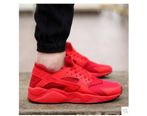 men's sports sneakers basketball shoes men's skateboarding shoes casual sneakers running shoes Red