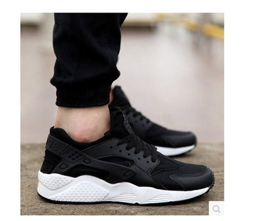 men's sports sneakers basketball shoes men's skateboarding shoes casual sneakers running shoes Black