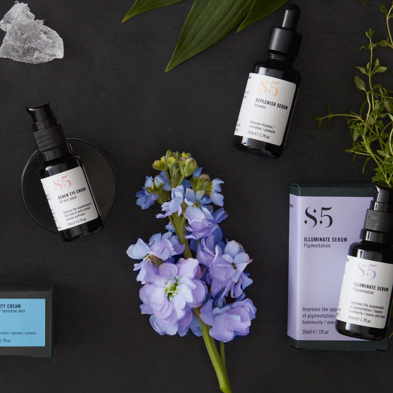 Introducing the new S5 Skincare