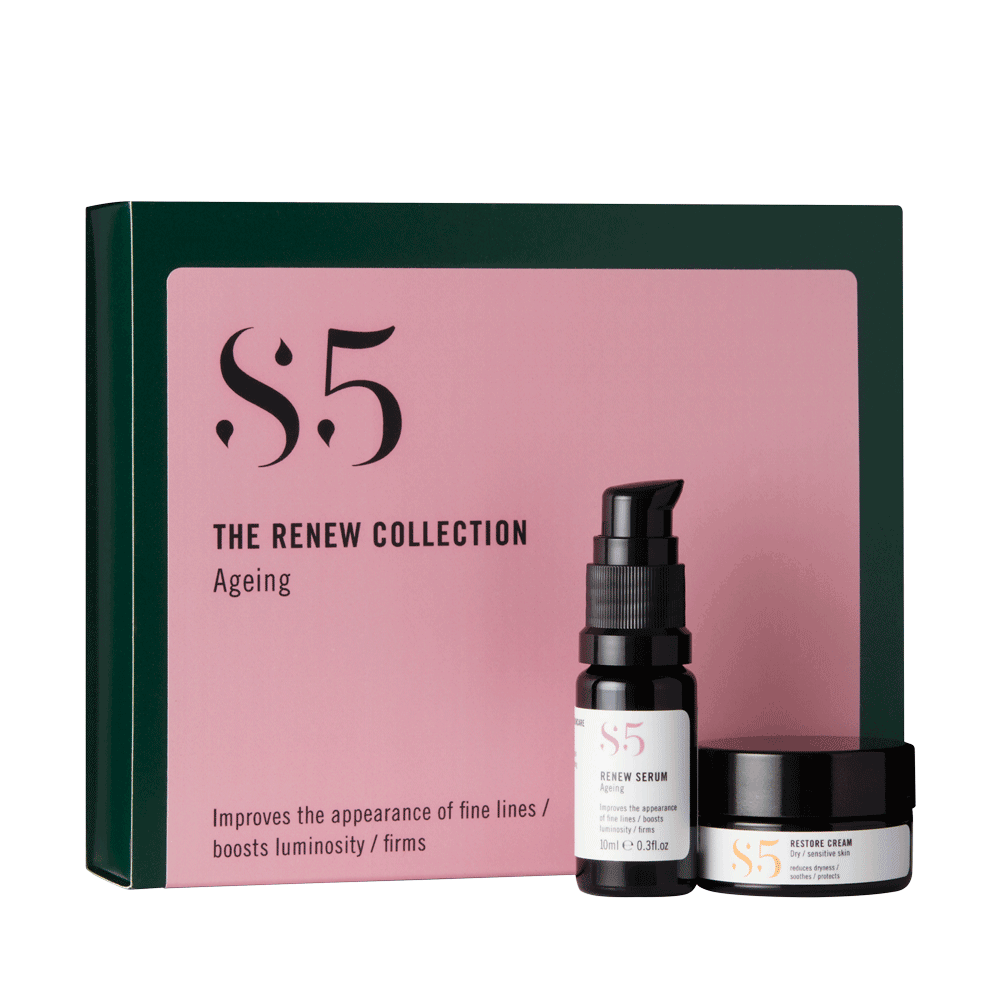 Renew Collection Natural Anti Ageing Treatment