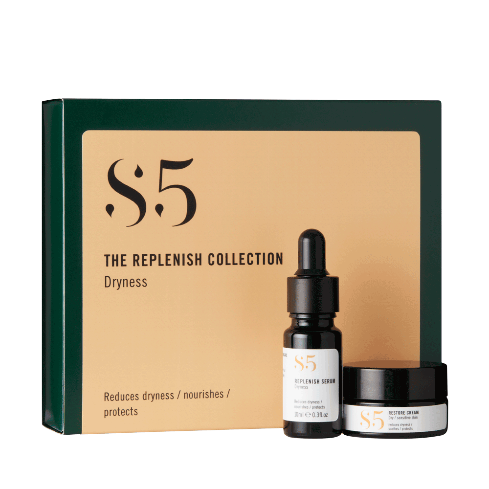 The Replenish Collection - Dry Skin Care