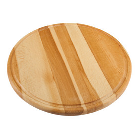 Beech Wood Round Cutting Board