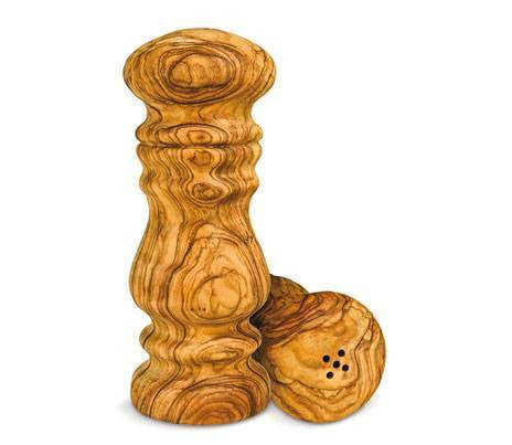 Salt Keeper Olive Wood