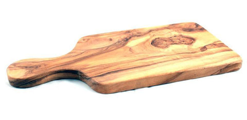 Chopping Board with Handle Olive Wood