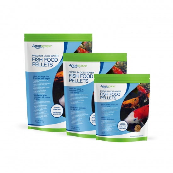 Cold Water Fish Food Pellets Lrg 2kg