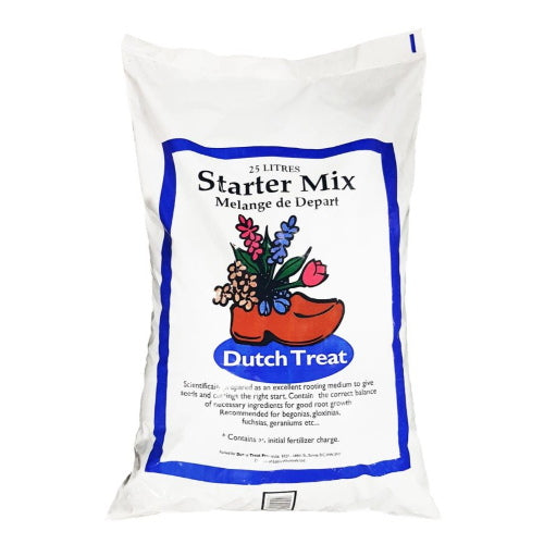 Dutch Treat Starter Mix 25L