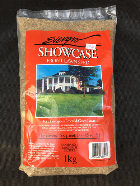 Showcase Front Lawn Seed 1kg