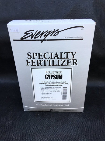 Gypsum Specialty Fertilizer 2kg