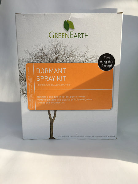 Green Earth Dormant Spray Kit