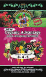 Groundkeeper Organic Advantage 8-4-5 2kg