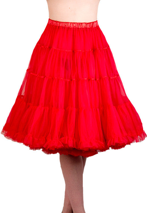 "Petticoat 27"" inches Length"