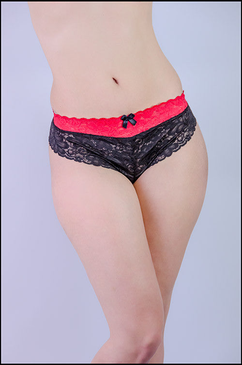 Sold Out (Accept Made to Order) Pearl Lace Knicker