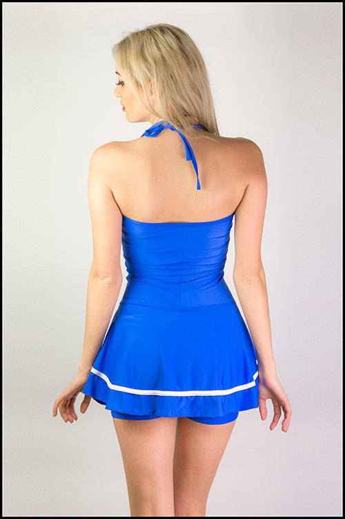 Lyr Blue Swimdress