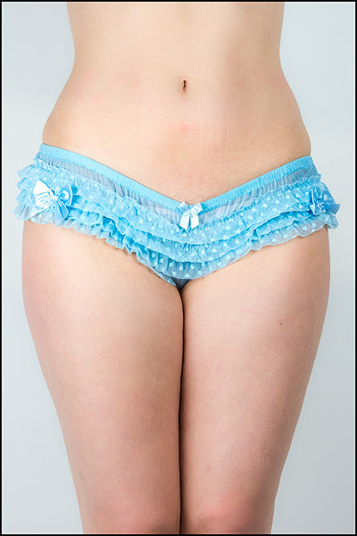 Cheeky Mini Frilly Set